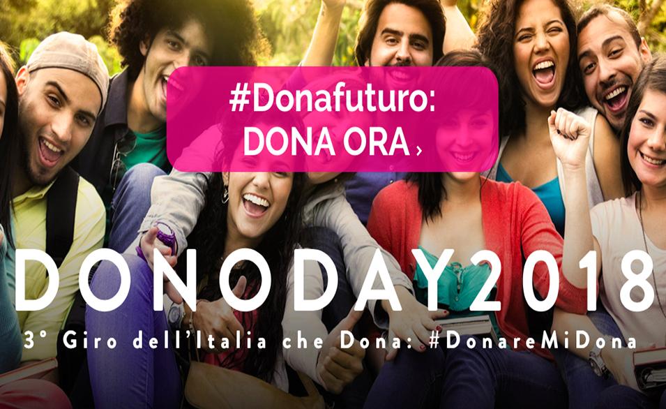 4 ottobre #DonoDay2018: lottare insieme contro il neuroblastoma