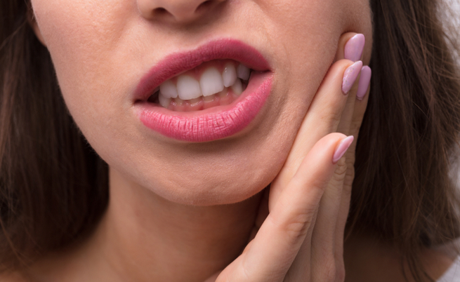 Cosa fare quando ci si morde la lingua (che fa malissimooo!)