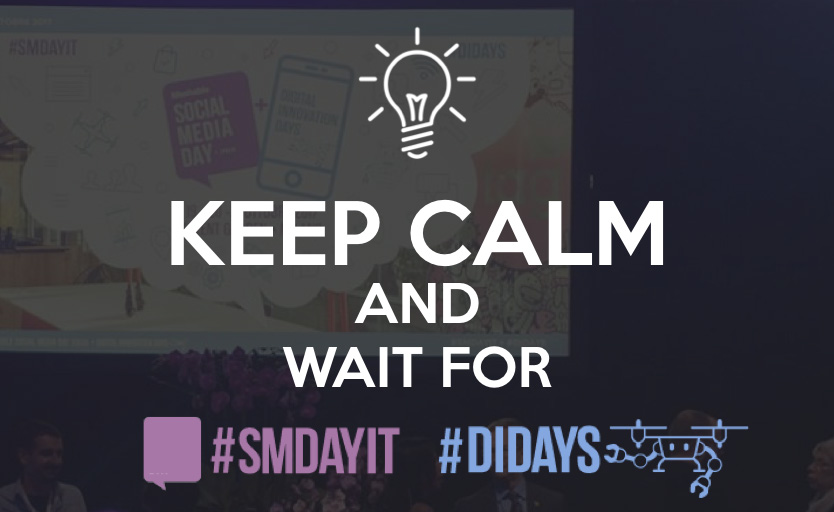 18-19-20 ottobre #SMDAYIT + #DIDAYS: la Digital Marketing revolution torna a Milano