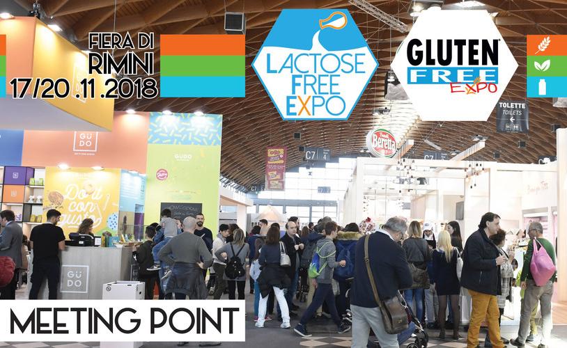 Gluten Free Expo & Lactose Free Expo 2018: tutte le anticipazioni!