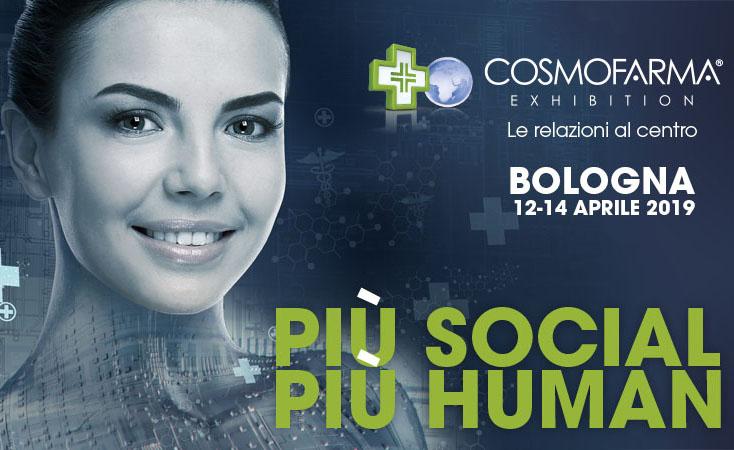 12-14 aprile: al via la 23° edizione di Cosmofarma Exhibition