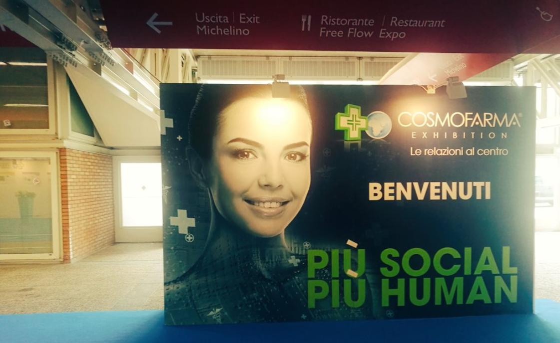 Cosmofarma Exhibition 2019: grande successo per l'evento dedicato al mondo della farmacia
