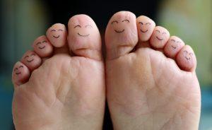 Rimedi per la pelle dei piedi secchi