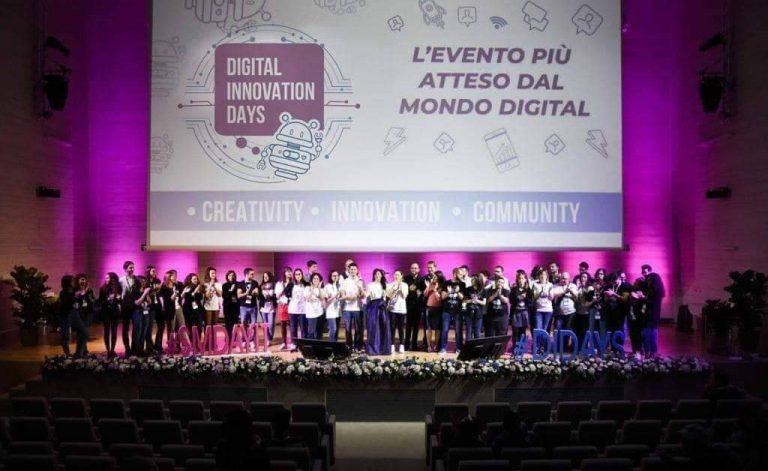 """Le prime news da non perdere sulla sesta edizione dei """"Digital Innovation Days Italy"""""""