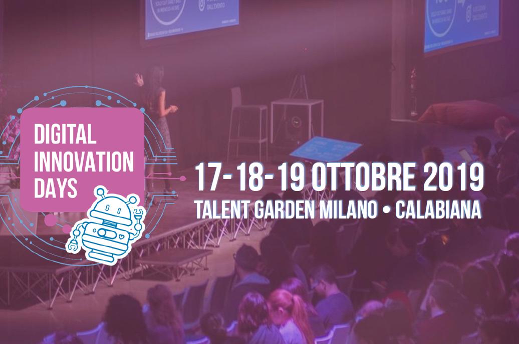 Dal Mashable Social Media Day Italia ai Digital Innovation Days 2019: una storia di innovazione