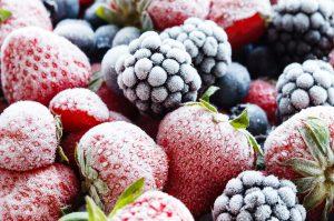 Frutta fresca o congelata: qual è meglio?