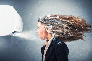 Come usare l'aria condizionata