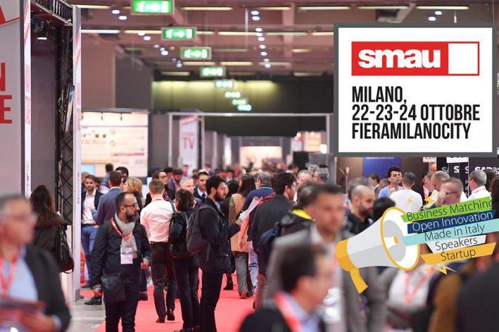 22-24 ottobre: al via una nuova edizione di Smau a Milano
