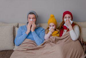 Cosa mangiare con l'influenza e la febbre