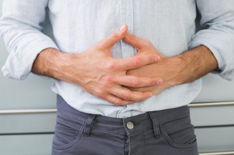Avete mai sentito il battito del cuore nello stomaco?
